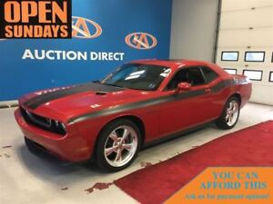 2013 Dodge Challenger R/T LEATHER! FINANCE NOW!