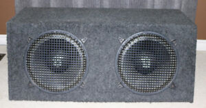 "Sherwood 2 x 12"" Subwoofer"