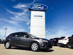 2014 Ford Focus SE, 4dr, Hatchback, Remote Start, Clean!