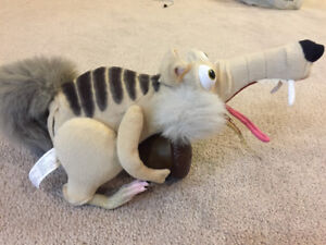 Scrat Toy From the Ice Age Movies