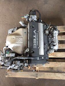 H22 Honda prelude motor