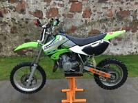KAWASAKI KX 65 cc 2010 MINT NOT YZ KXF CR CRF RM KTM 50 85 125 MAY SWAP