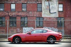 2012 Maserati GranTurismo MC Sportline