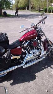 Recherche décapotable contre mon Harley