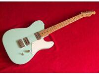 Fender Cabronita Telecaster and Hard Case