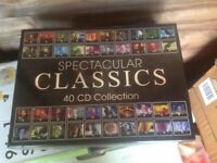 40 cd classical collection