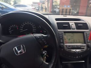 2007 Honda Accord EXL NAVI
