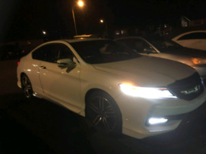 For Sale: 2016 Honda Accord Touring model
