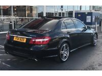 """""""Mercedes E63 AMG with 'Performance Pack' (+ tuned by MSL of Birmingham) and Fully-Loaded…"""""""