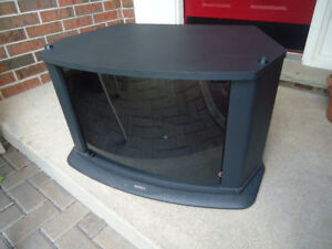 BLACK SONY TV STAND