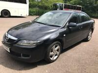MAZDA6 DIESEL 2007 12 MONTHS MOT CHEAP CAR NOT FORD MONDEO VAUXHALL VECTRA PEUGEOT