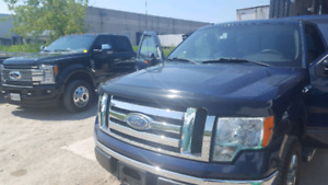 2009 F150 crew toneau cover CHEAP CLEAN. FORD PICK UP TRUCK