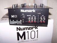 NUMARK M101 DJ MIXER