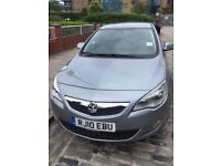 VAUXHALL ASTRA EXCLUSIVE 1.6 AUTOMATIC
