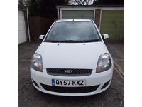 Ford Fiesta 1.4 TD Style Climate 5dr (2007) - £2250