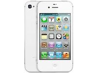 ****** APPLE IPHONE 4S 16GB UNLOCKED TO ALL NETWORKS *******