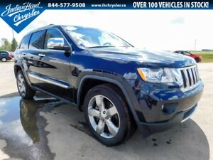 2011 Jeep Grand Cherokee Limited 4x4 | Leather | Nav