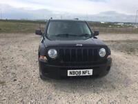 Jeep Patriot- low mileage