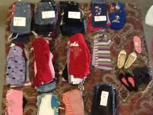 Girls Various size kids clothes