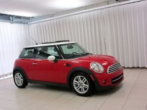 2013 MINI Cooper 3DR KNIGHTSBRIDGE EDITION w/ MOONROOF & HEATED