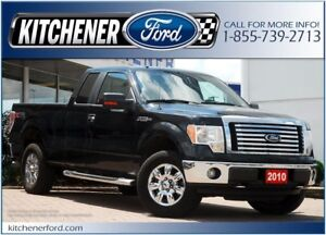 2010 Ford F-150 *4WD/TOW PKG/HTD MIRRORS/PWR GROUP
