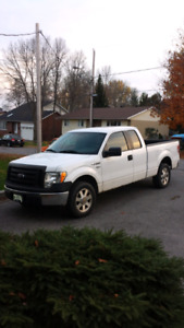2011 Ford F150 5.0