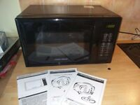 morphy richards - microwave & oven