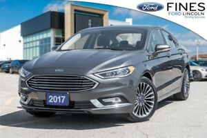 2017 Ford Fusion Titanium - DEMO! AWD! $1000 COSTCO REBATE!