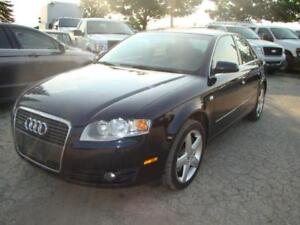 2006 AUDI A4 - MANUAL TRANSMITION * QUATRO * CERTIFY * LEATHER