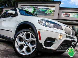 150 SALE!! '12 BMW X5 xDrive35d+NAV+M-Sport+Roof+HDD! $211/Pmts!