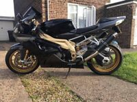 Aprilia RSV millie 1000 Factory carbon oz wheels power commander