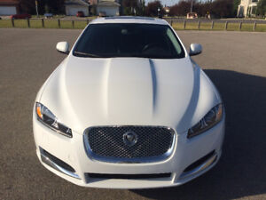2013 Jaguar XF Premium Luxury Sedan