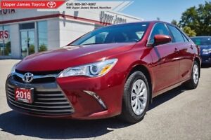 2016 Toyota Camry LE - 160-pt Inspected Toyota Certified