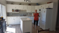 Campbell River Cabinet Refacing
