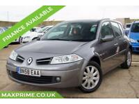 2008 58 RENAULT MEGANE 1.4 TECH RUN 16V 5D 100 BHP CHEAP INSURANCE TAX