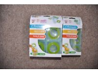 BRAND NEW - weaning pots