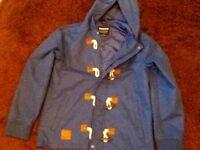 Duffle style coat