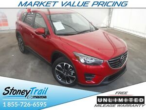 2016 Mazda CX-5 GT TECH AWD - 2016.5 MODEL CLEAROUT! NAV! LEATHE