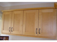 BIGGER REDUCTION FOR QUICK SALE! - Kitchen wall cupboards and base doors