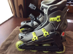 Rollerblades and accessories