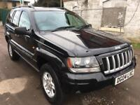 Jeep Grand Cherokee 2.7 CRD Sport Station 5dr REVERSE CAMERA LONG MOT