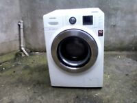 Samsung washing machine with eco bubble and 12kg load in very good condition