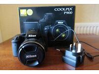 Nikon COOLPIX P900 (Ultra Zoom)
