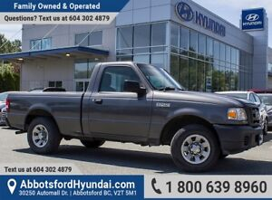 2010 Ford Ranger XL ACCIDENT FREE
