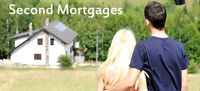 SECOND MORTGAGES APPROVED ON EQUITY NO CREDIT OR INCOME REQUIRED
