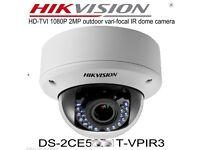 HIKVision DS-2CE56D1T-VPIR3 HDTVI 1080p Vari-Focal Camera with 40m IR