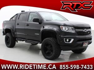 Lifted | 2016 Chevrolet Colorado Z71 4WD - XM Radio, Bose Speake