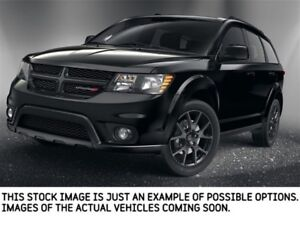 2017 Dodge Journey New Car GT|AWD|DVD,Backup_Cam,Tow,SeatingPkgs
