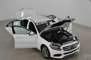 2016 Mercedes-Benz C-Class 300 4Matic Cuir+Bluetooth+BlindSpot M