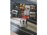 9 x Dvds